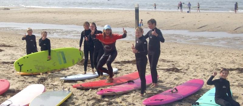 Moederdag surf actie