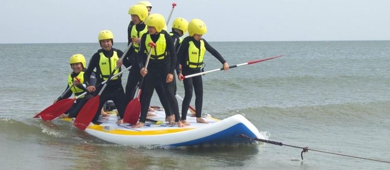Beach camps Texel 2019 – mei en zomer vakantie