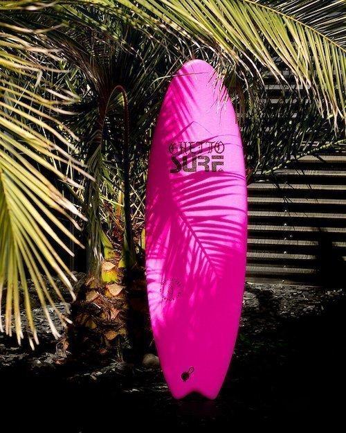 Verkauf von Surf-Ausrüstung