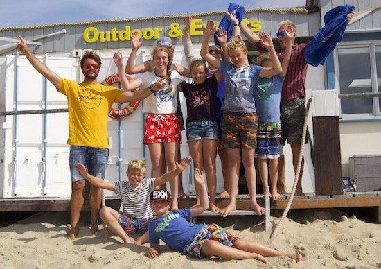 Beachcamp Texel