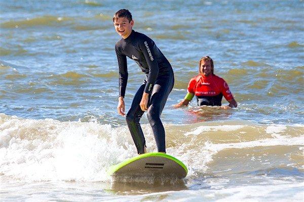 Surfschule Texel